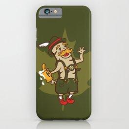 Bratoberfest iPhone Case