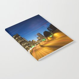 Amazing Seattle Night Notebook