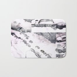 Winter dreams Bath Mat