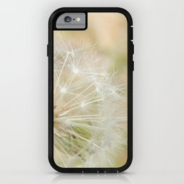 Dandilion iPhone Case