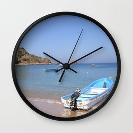 In the Island  Wall Clock