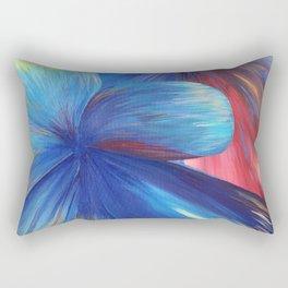 Flowers are Love Rectangular Pillow