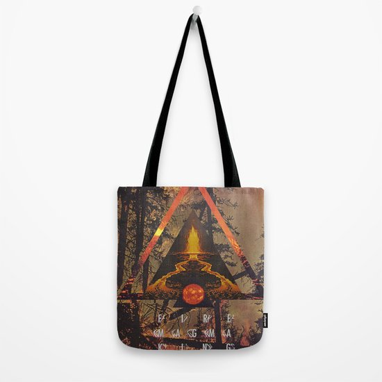 MYSTIC//FIRE Tote Bag