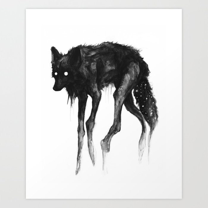 Exhumed Art Print