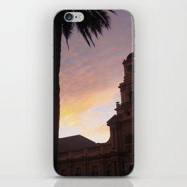 Plaza de Armas, Santiago, Chile iPhone Skin