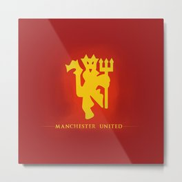 The Red Devils Part 2 Metal Print
