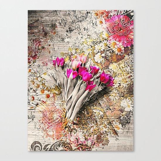 Remember Spring Canvas Print