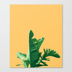 Tropical #society6 Canvas Print