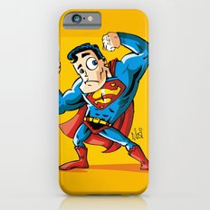 Strong man in Costume Slim Case iPhone 6s