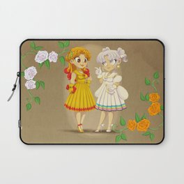Retro Sailor Galaxia & Cosmos Laptop Sleeve