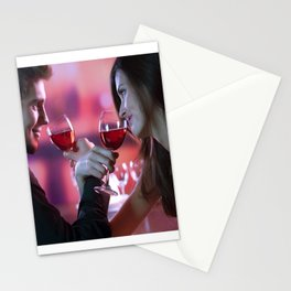 Romance Me My Lover Stationery Cards