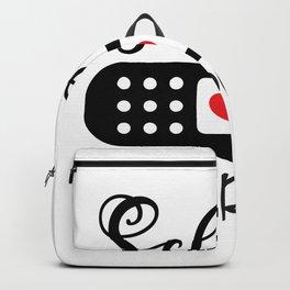 School Nurse - Nurse Design Backpack