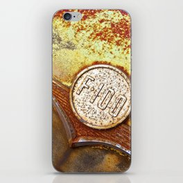Rusty, Crusty Ford F-100 iPhone Skin