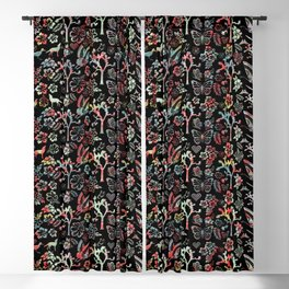 Joshua Tree Tropical by CREYES Blackout Curtain