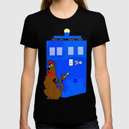 Doctor Scooby-Who T-shirt