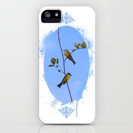 A fine pair iPhone Case