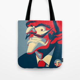 Waluigi for Smash Tote Bag