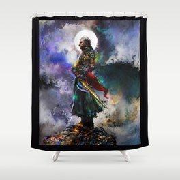 witchers dream Shower Curtain