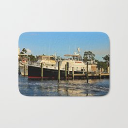 Shoreline in Fort Myers IV Bath Mat
