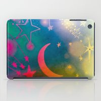 concert iPad Cases featuring Concert for Orpheus by Angela Pesic