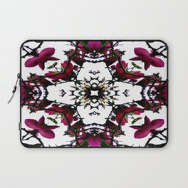Thorny Issue Abstract Pattern Laptop Sleeve