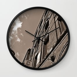 downtown vancouver Wall Clock