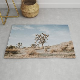 Joshua Tree II / California Desert Rug