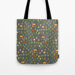Spring Woods Tote Bag