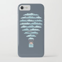 Weather Balloon iPhone Case