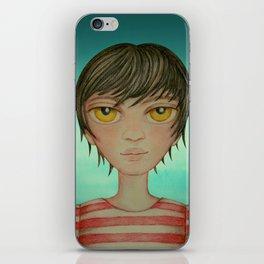 A boy iPhone Skin