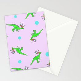 Prehistoric Party Stationery Cards