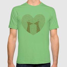 Giraffes in Love T-shirt