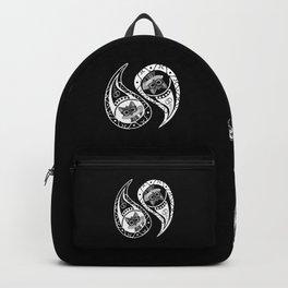 Ying Yang - Fox Nerd Backpack
