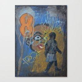 Swazi Art 13 Canvas Print