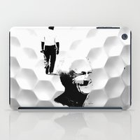 arnold iPad Cases featuring Arnold Palmer by Ryan Anderson