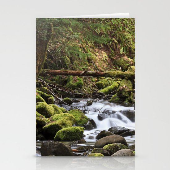 Paradise Creek III Stationery Cards