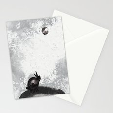 。Yearning for the Moon 。 Stationery Cards