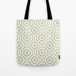 Geometry Earth Tote Bag