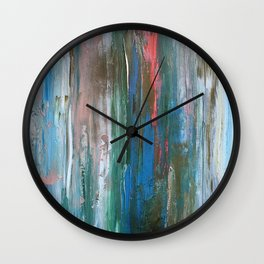 Abstract Painting #1 Wall Clock