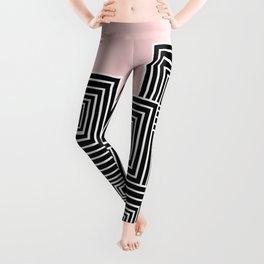 Pink Zone Leggings