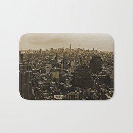 New York Skyline 3 Bath Mat