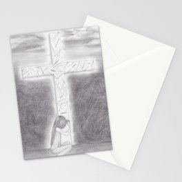 His Wounds Stationery Cards