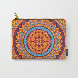 Hippie mandala 67 Carry-All Pouch