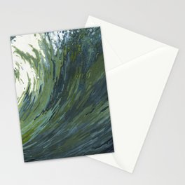 Big Pacific Ocean Wave Stationery Cards