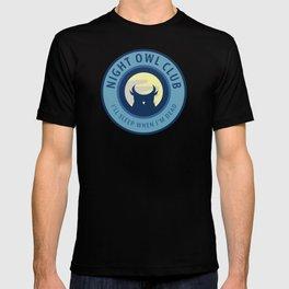 Night Owl Club T-shirt