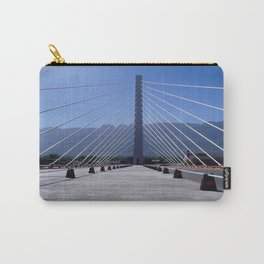 The united bridge, Monterrey, Mexico Carry-All Pouch