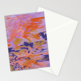 Peaches I Stationery Cards