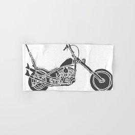 Moto Machina Hand & Bath Towel