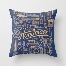 Make Handmade Throw Pillow
