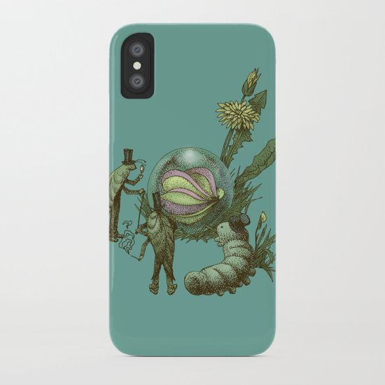It Fell From The Sky  iPhone Case
